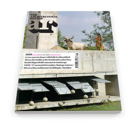 The Architectural Review Issue 1350, August 2009