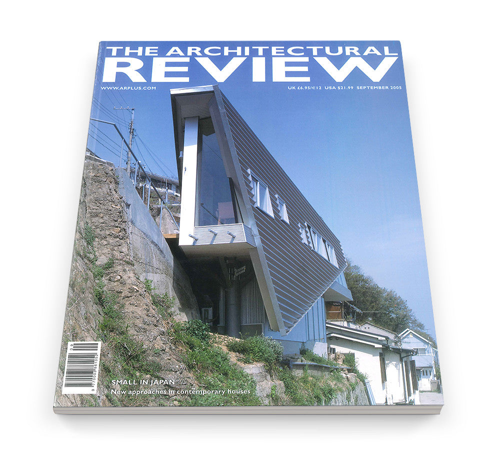 The Architectural Review Issue 1303 September 2005