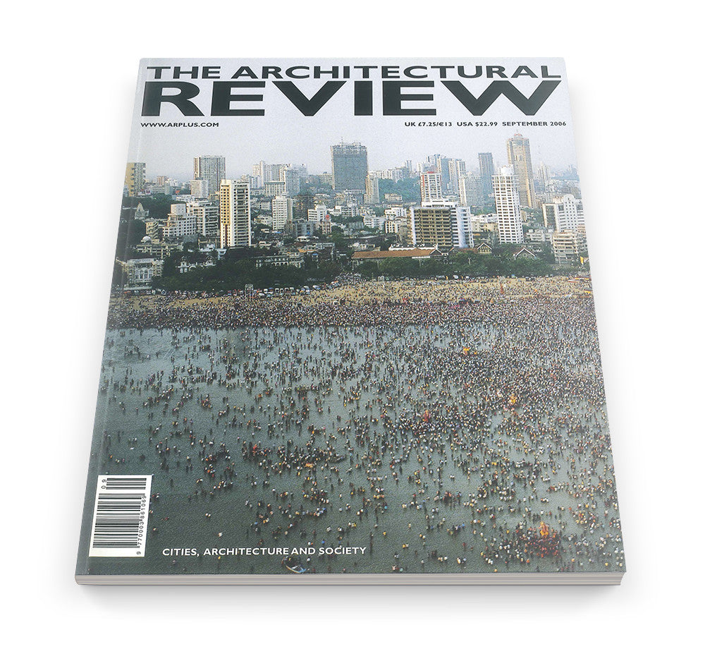 The Architectural Review Issue 1315, September 2006