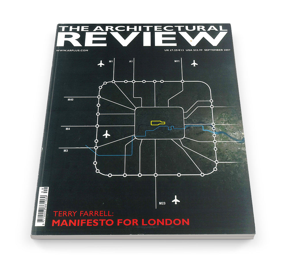 The Architectural Review Issue 1327, September 2007