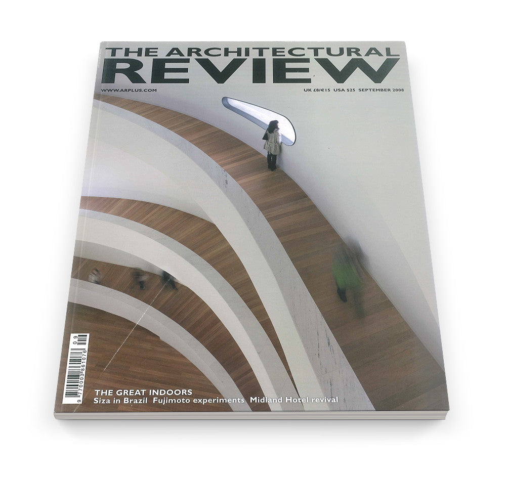 The Architectural Review Issue 1339, September 2008
