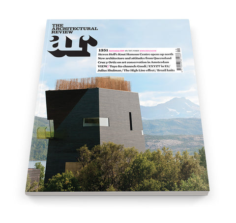 The Architectural Review Issue 1351, September 2009