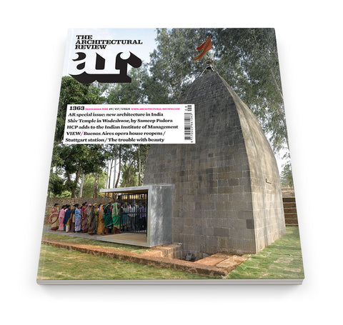 The Architectural Review Issue 1363, September 2010