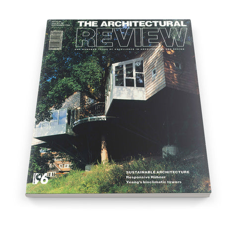 The Architectural Review Issue 1195, September 1996