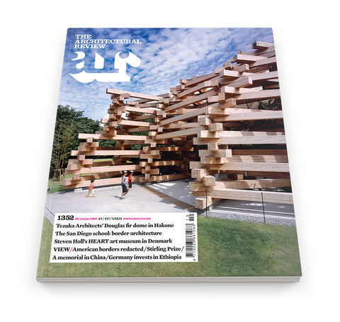 The Architectural Review Issue 1352, October 2009