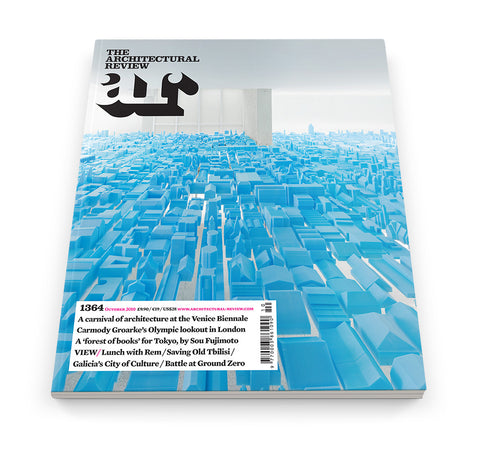 The Architectural Review Issue 1364, October 2010