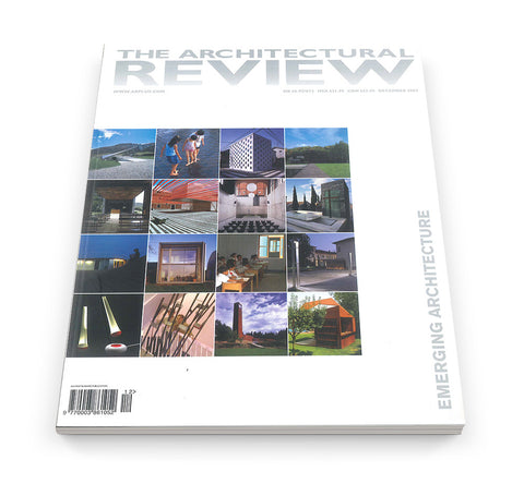 The Architectural Review Issue 1294, December 2004