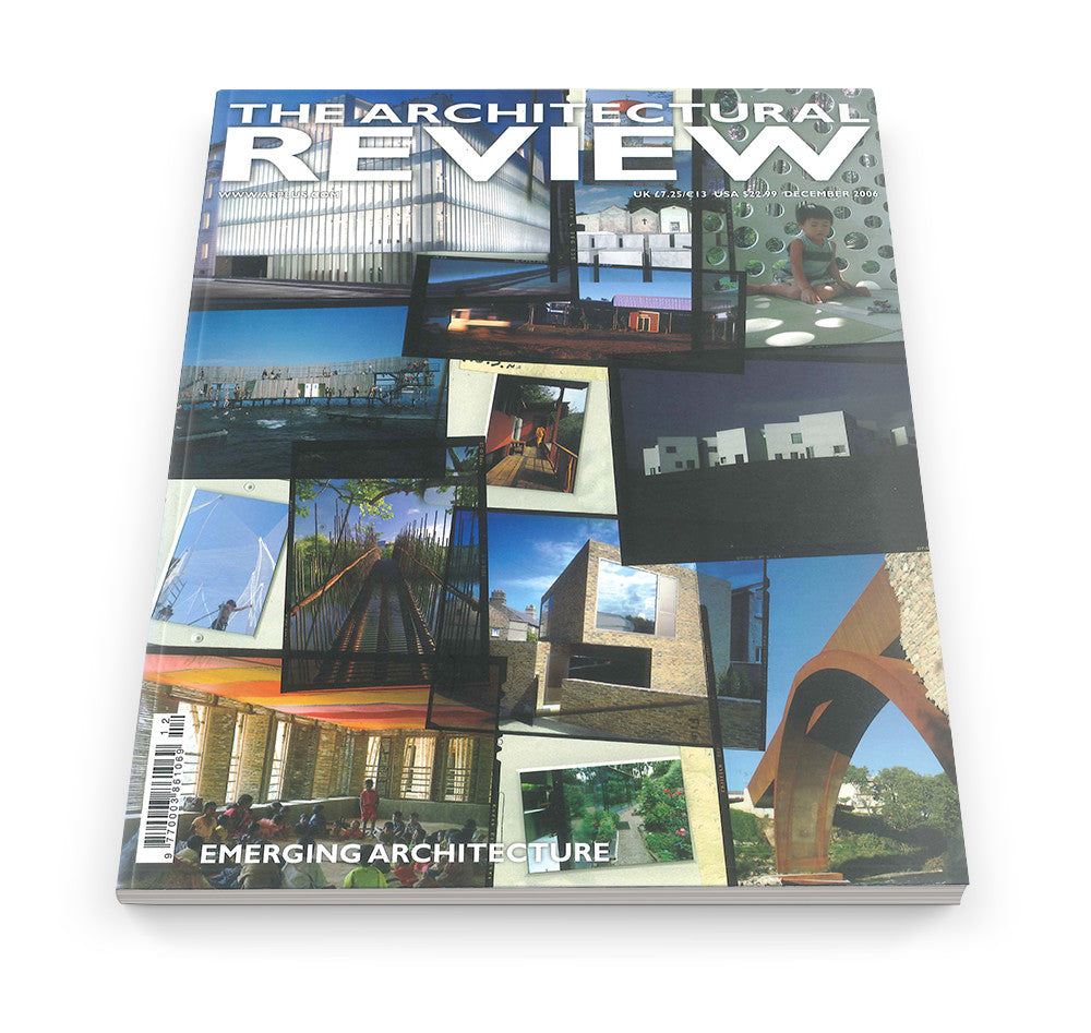 The Architectural Review Issue 1318, December 2006