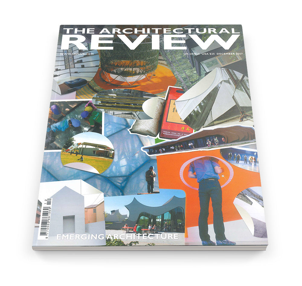 The Architectural Review Issue 1330, December 2007
