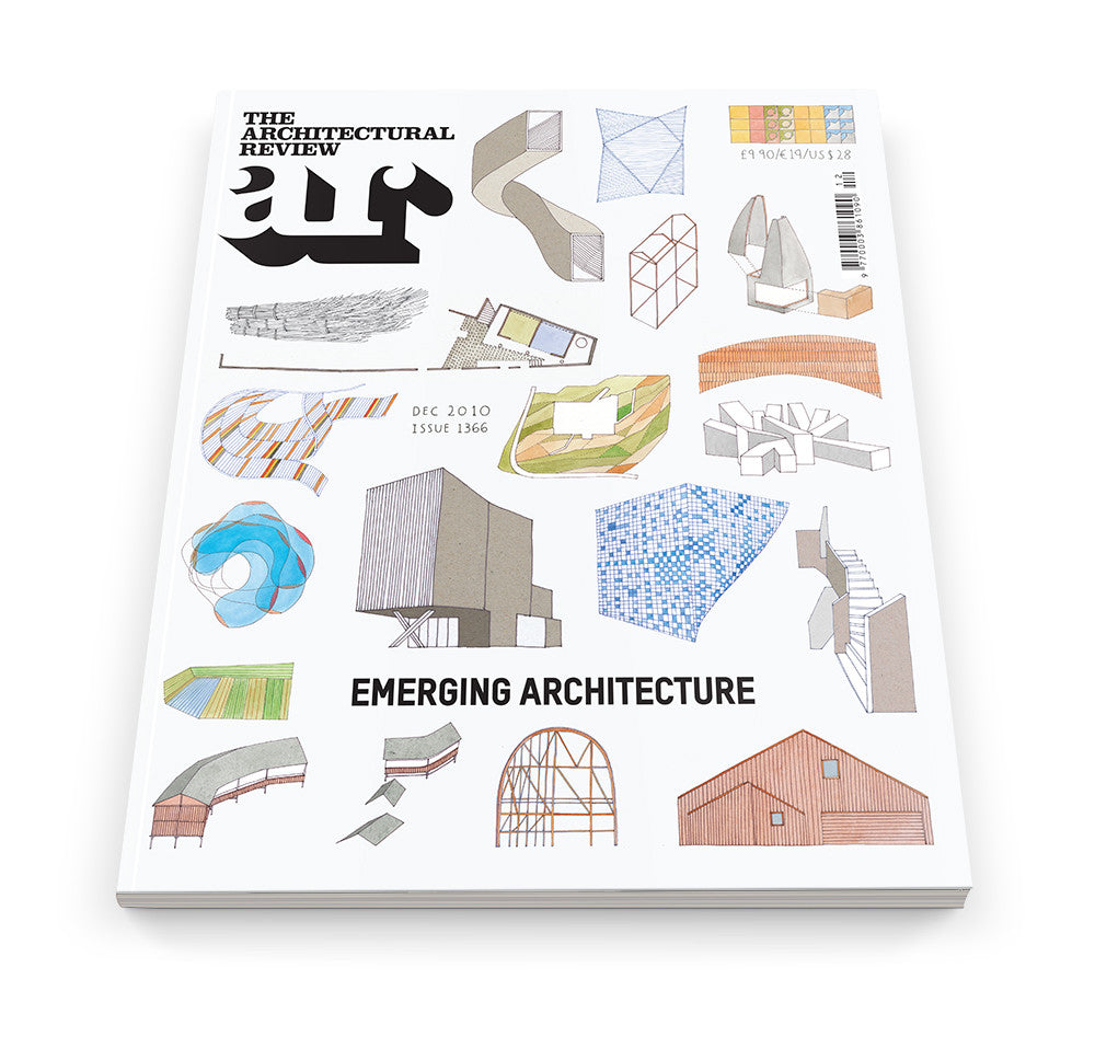 The Architectural Review Issue 1366, December 2010