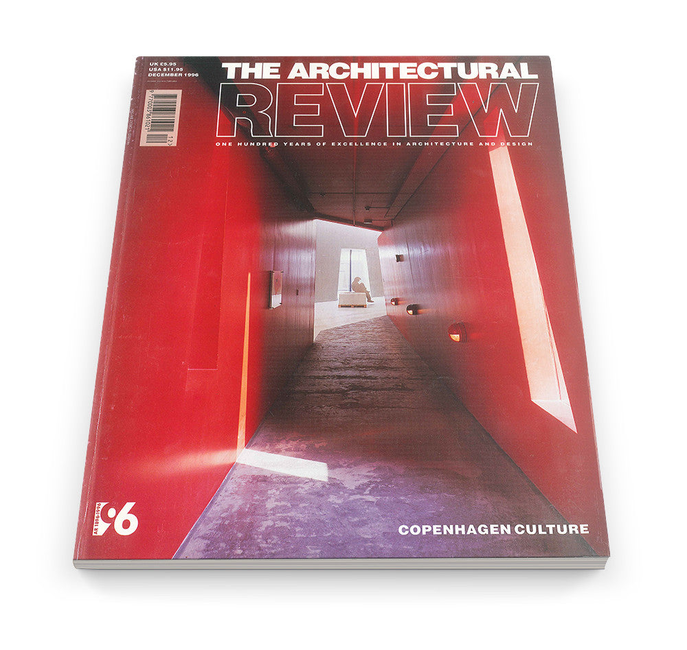 The Architectural Review Issue 1198, December 1996
