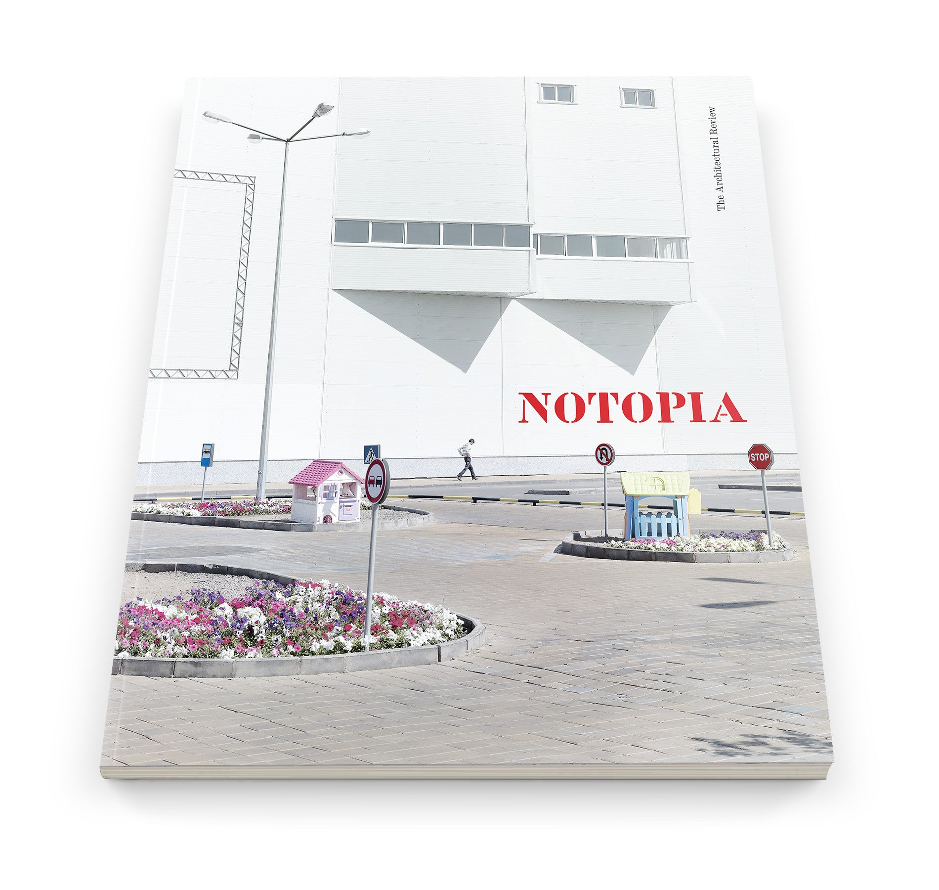 Notopia: The Architectural Review Issue 1432, June 2016