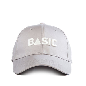 Basic Grey Baseball cap