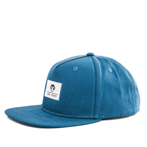 Blue Label Snapback Cap