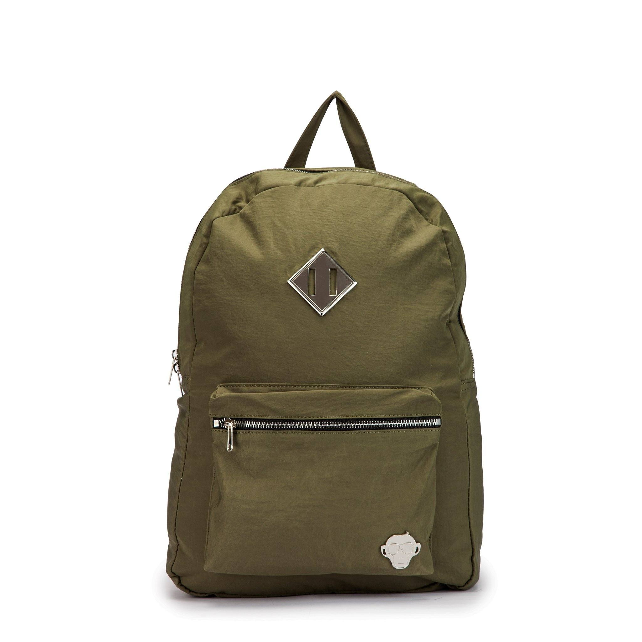 The Classic Bag - Matte Green