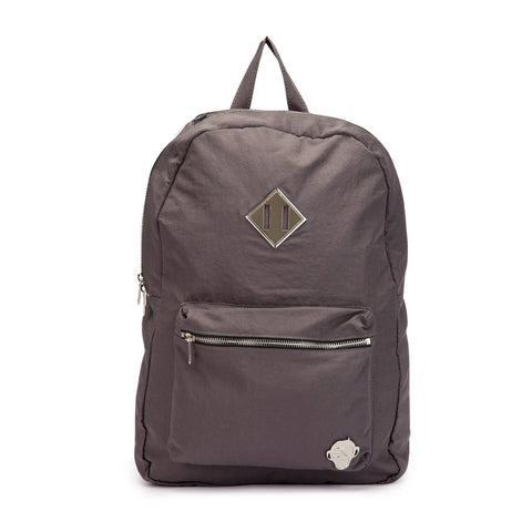 The Classic Bag - Matte Grey