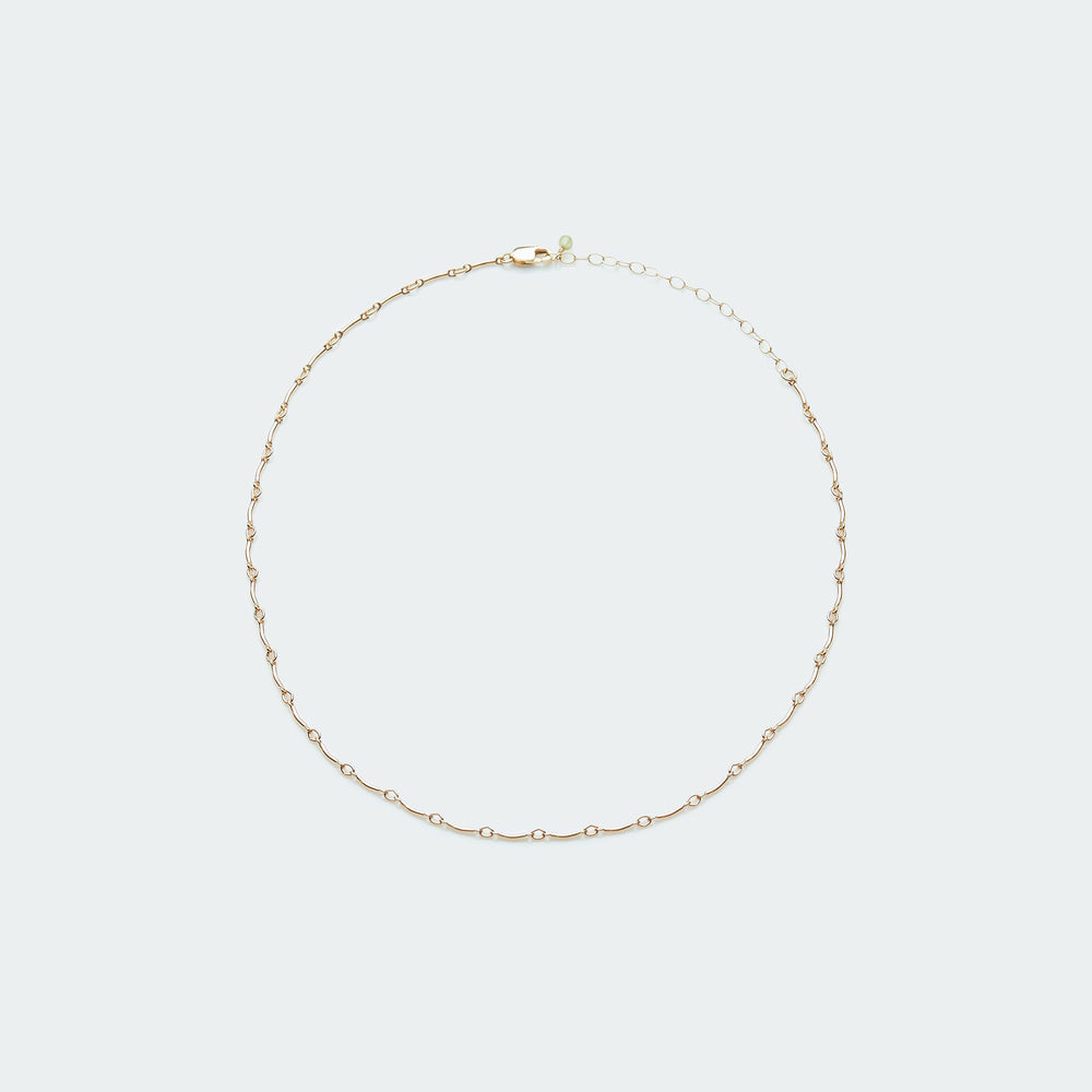 Load image into Gallery viewer, choker ketting goud
