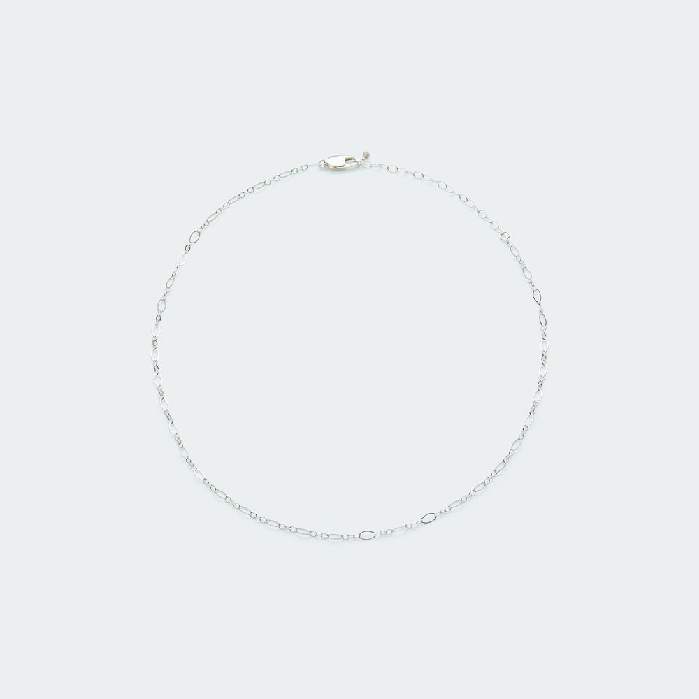 Load image into Gallery viewer, zilveren ketting choker