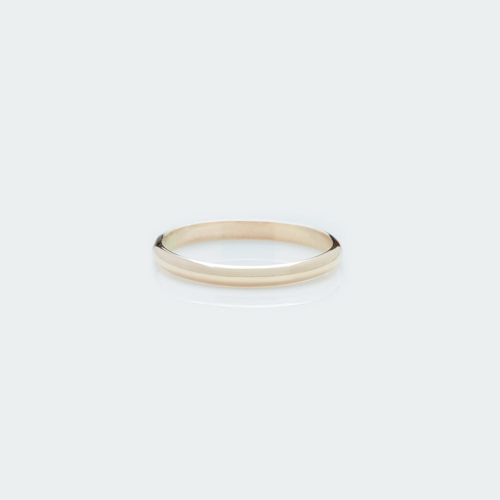 Load image into Gallery viewer, minimalistische gouden ring