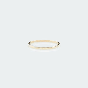 Load image into Gallery viewer, Minimalistische ring goud