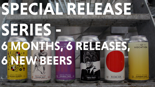6 month round up of our Special Release Series