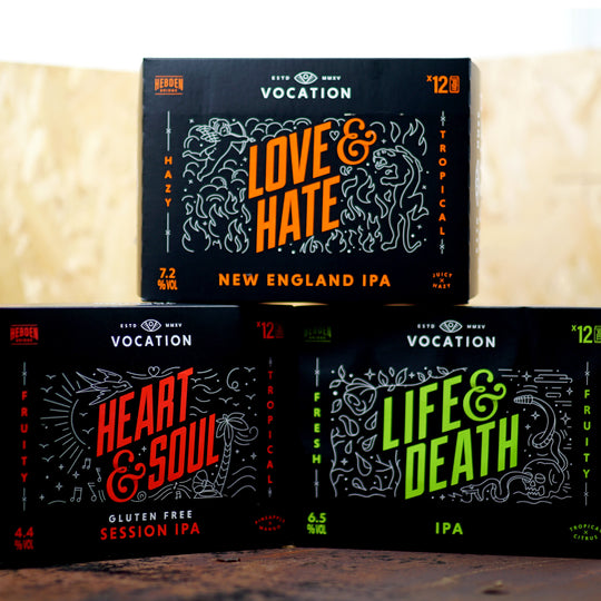 NEW - 12 Packs Now Available