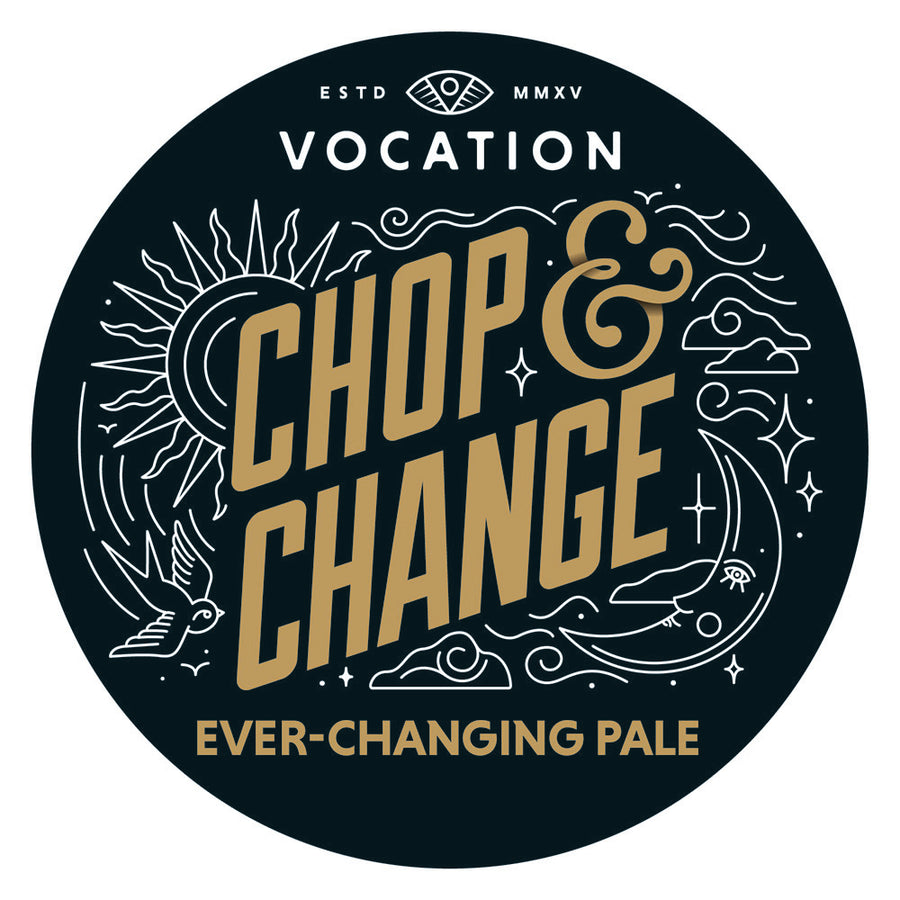 Chop & Change 5L Mini Cask