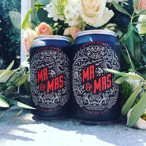 Mr & Mrs (Case of 12)