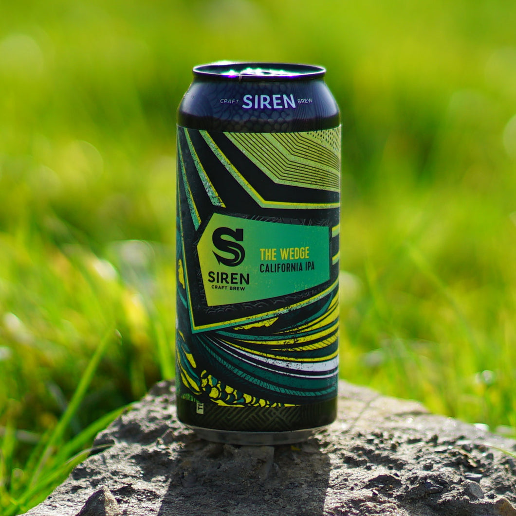 SIREN CRAFT BREW The Wedge | California IPA 6.0% 440ml
