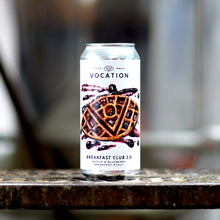 Load image into Gallery viewer, Breakfast Club 2.0 | 6.9% Blueberry & Waffle Stout 440ml