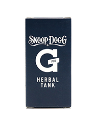 Snoop Dogg Herbal tank