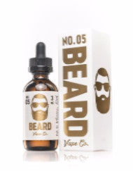 Beard - NO.5 E-juice (60ml)