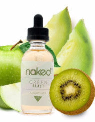 Naked 100 - Green Blast E-Juice(60ml)