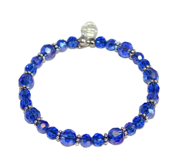 DetectSun Splendid Sapphire Holiday Bangle - M. Mills Co