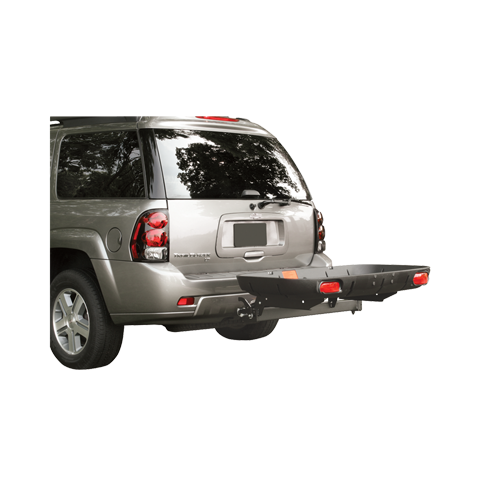 Rola Swing Away Hitch Mounted Cargo Box 59109 The Rack Spot