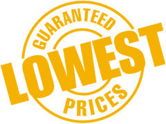 Lowest Prices Guaranteed