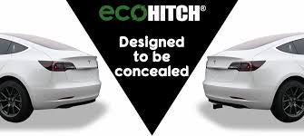 We install Eco Hitch on Teslas.  Designed to be concealed
