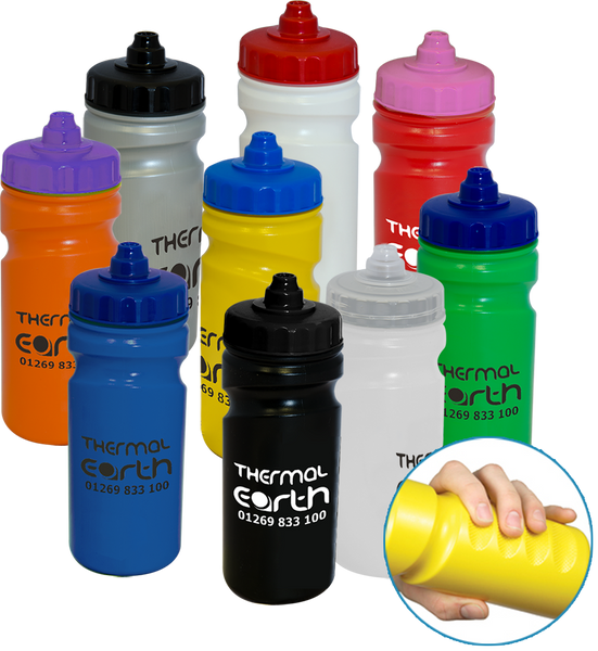 500ml Grip Bottles