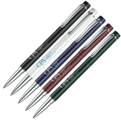 Rollerball Pens - Goji Rollerball Pens  - PG Promotional Items
