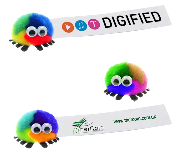 Multicoloured Logobugs