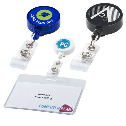 - Roller Pass Holders - Unprinted sample  - PG Promotional Items