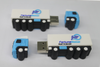 - 8GB Bespoke 3D USBs - Unprinted sample  - PG Promotional Items