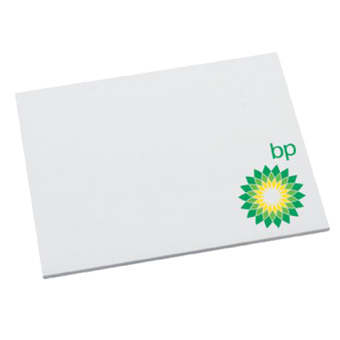 Notepads & Paper - A5 Post its notes  - PG Promotional Items