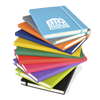 Notepads & Paper - A5 Soft PU Notebooks  - PG Promotional Items