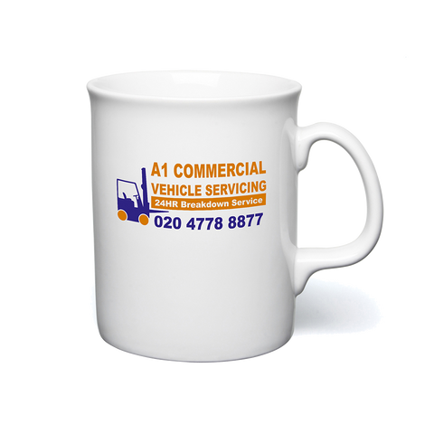 Ceramic Mugs - Atlantic Mugs  - PG Promotional Items