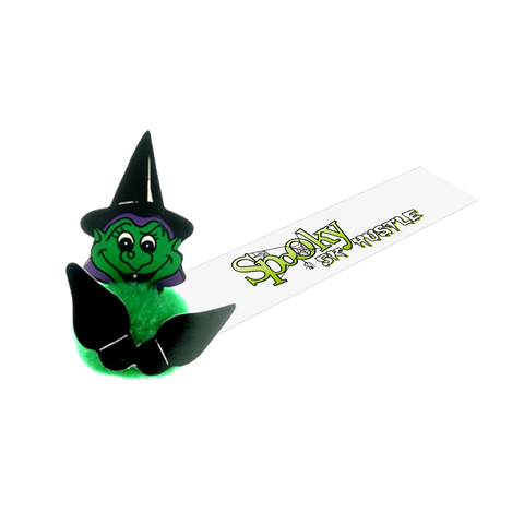 Bugs - Big Feet Witch Bugs  - PG Promotional Items