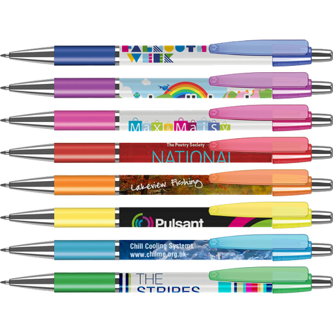 - Blast Frost Pens - Unprinted sample  - PG Promotional Items