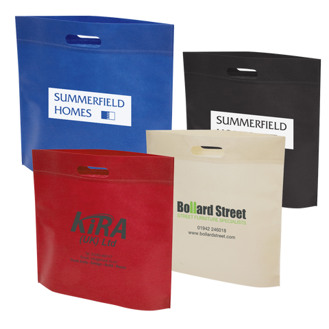 Totes & Shoppers - Budget Exhibition Bags  - PG Promotional Items
