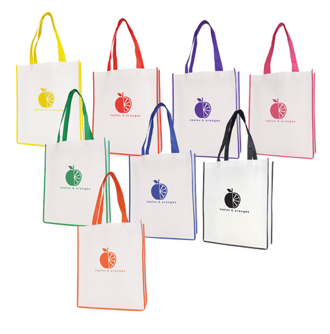 - Large Carry Totes - Unprinted sample  - PG Promotional Items