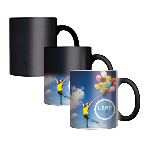 - Individual Chameleon Mugs - Unprinted sample  - PG Promotional Items